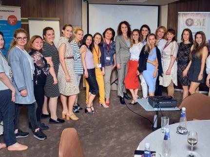Срещата ни на живо във Варна мина прекрасно!