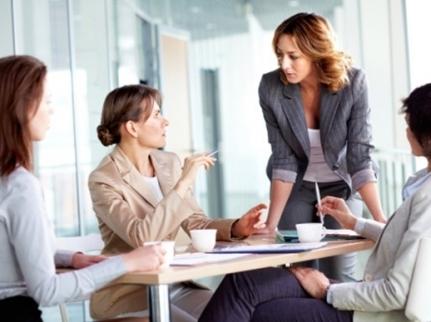 Участвате в лични бизнес срещи
